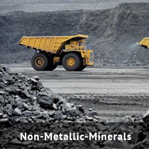 Non-Metalic mining